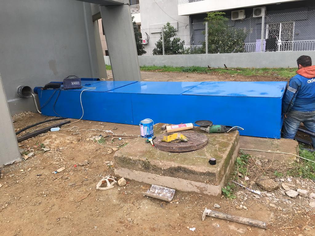 Kfarhata Water Tank